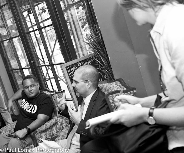 Jon Michaud When Tito Loved Clara - Led Black Book Club