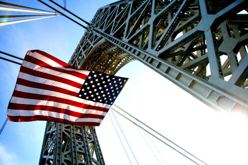 Happy B-Day George Washington Bridge!